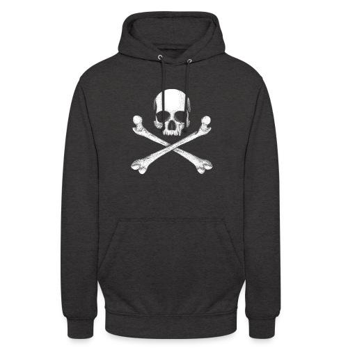 Jolly Roger - Pirate Skull Flag - Unisex Hoodie