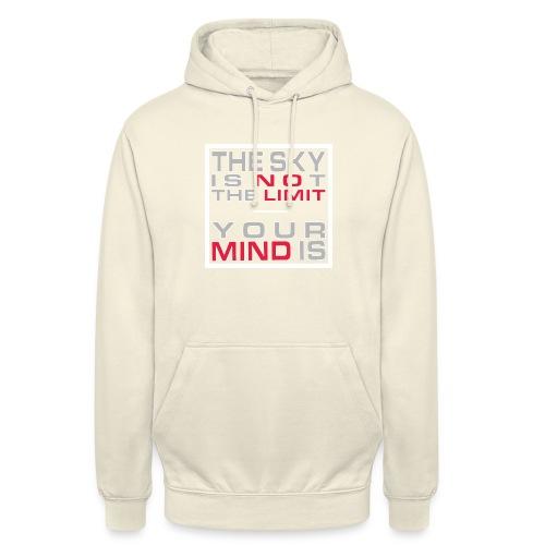 No Limit Mind - Unisex Hoodie