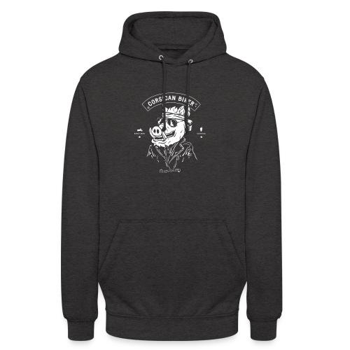 CORSEAMOTO TEE SHIRT full png - Sweat-shirt à capuche unisexe
