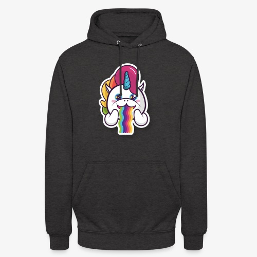 Funny Unicorn - Unisex Hoodie