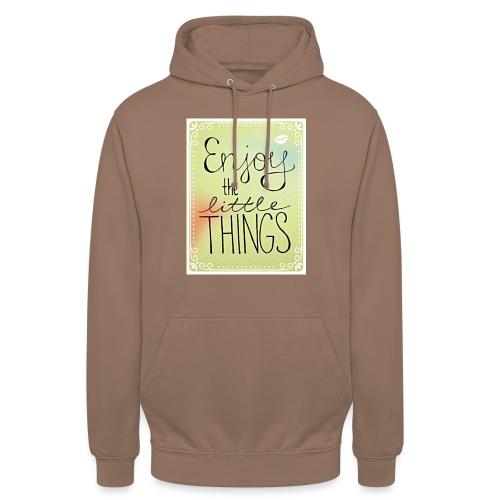 LITTLE_THINGS - Hoodie unisex
