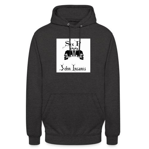 """Six P & John Insanis New T-Paita - Huppari """"unisex"""""""
