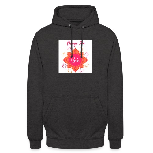 Bouge ton Love! - Sweat-shirt à capuche unisexe