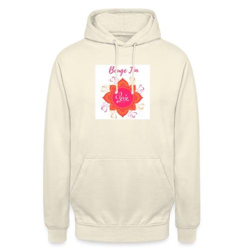 Bouge ton Love! - Sweat-shirt à capuche unisexe