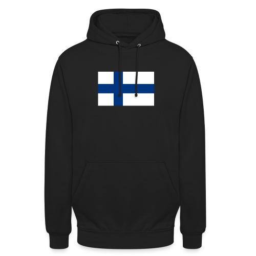 """800pxflag of finlandsvg - Huppari """"unisex"""""""