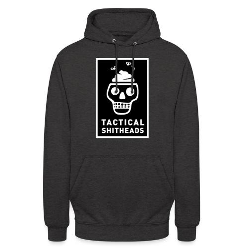 Tacshit Shitheadskull - Unisex Hoodie