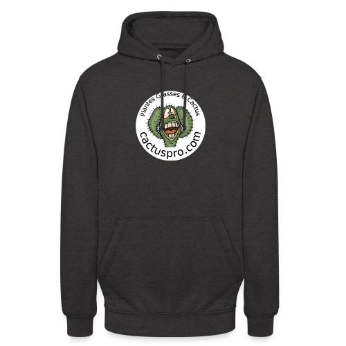 logo cf badge2 - Sweat-shirt à capuche unisexe