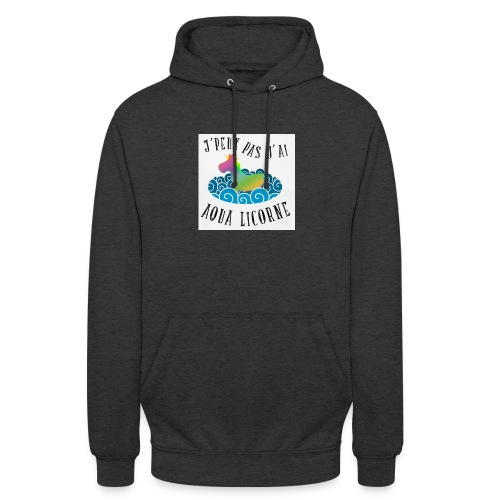 image - Sweat-shirt à capuche unisexe