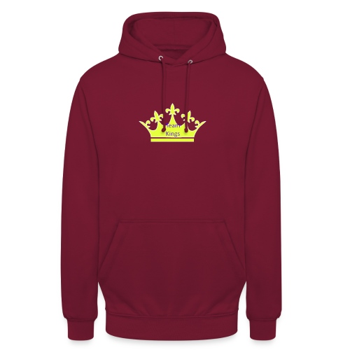 Team King Crown - Unisex Hoodie