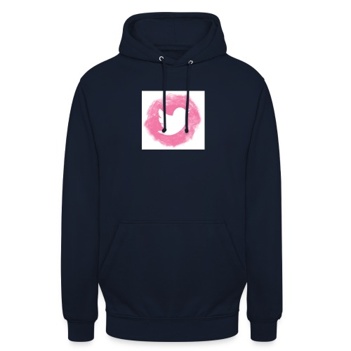 pink twitt - Unisex Hoodie
