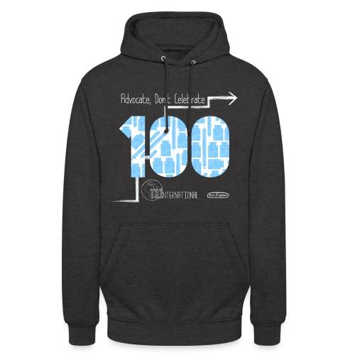 T1International and Miss Diabetes 100 Years - Unisex Hoodie