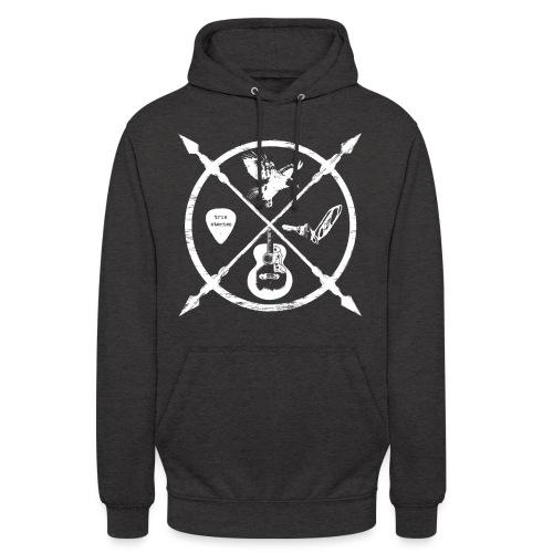 Jack McBannon - Cross Symbols - Unisex Hoodie