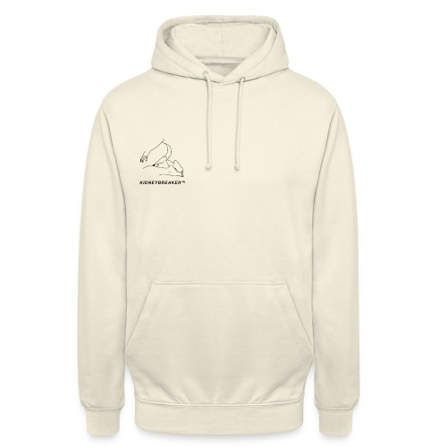 #2 kidneybreaker - Sweat-shirt à capuche unisexe