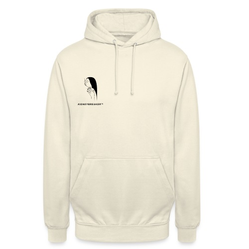 #4 kidneybreaker - Sweat-shirt à capuche unisexe