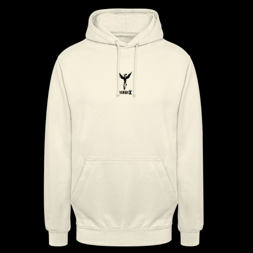 LOGO birdix 10x15 - Sweat-shirt à capuche unisexe