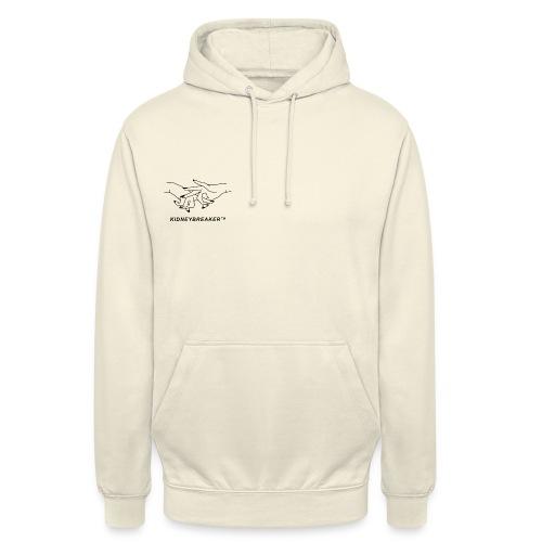 #1 kidneybreaker - Sweat-shirt à capuche unisexe