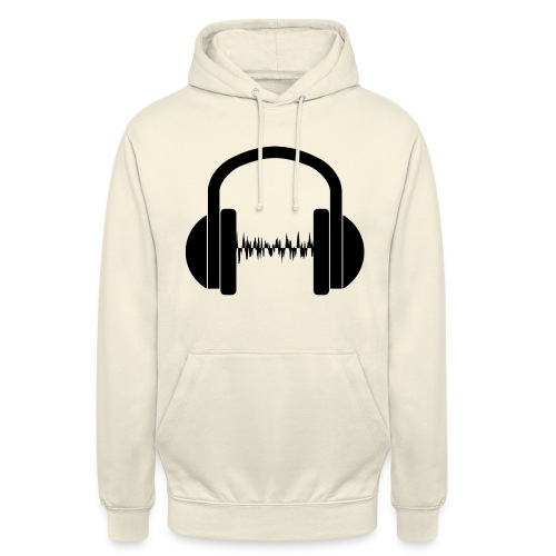 Kopfhörer Sonic - Unisex Hoodie