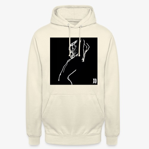 Beautiful Women Black - Unisex Hoodie