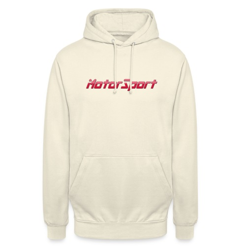 MotorSport - Sweat-shirt à capuche unisexe