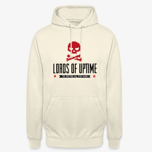 Lords of Uptime black - Unisex Hoodie