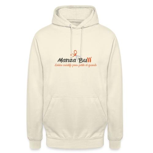 ManzaBull - Sweat-shirt à capuche unisexe