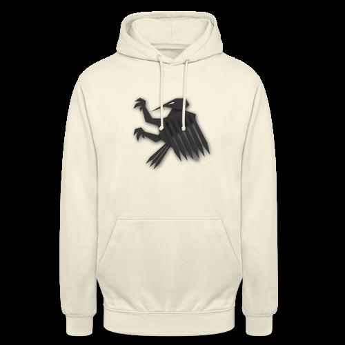 Nörthstat Group ™ Black Alaeagle - Unisex Hoodie