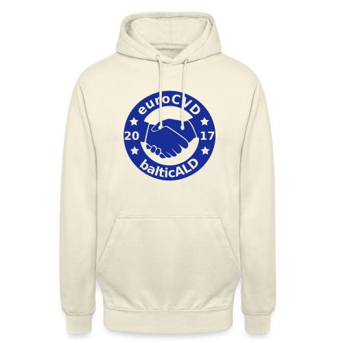 Joint EuroCVD - BalticALD conference mens t-shirt - Unisex Hoodie