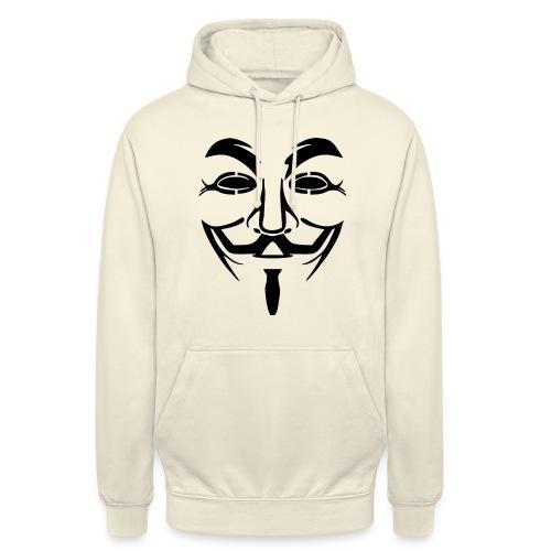 anonym vendetta - Unisex Hoodie