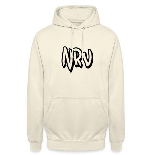 NRV - Sweat-shirt à capuche unisexe