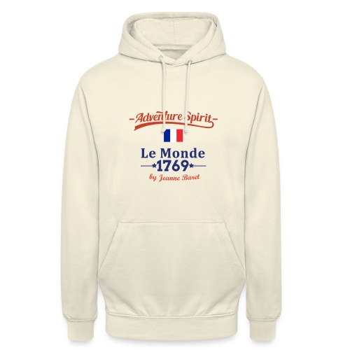 Adventure Spirit France - Unisex Hoodie