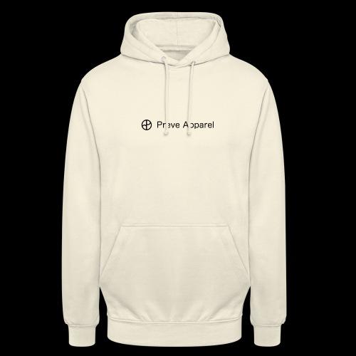 Preve Apparel Small Logo - Sweat-shirt à capuche unisexe