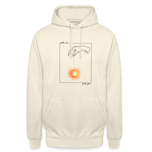 briller de mille feux - Sweat-shirt à capuche unisexe