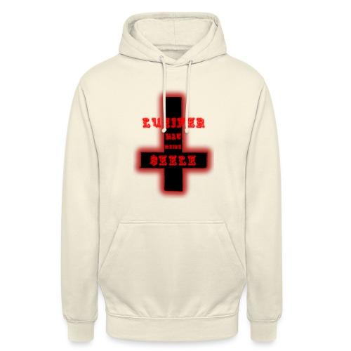 L.H.M.S (Luzifer hat Meine Seele) Logo - Unisex Hoodie