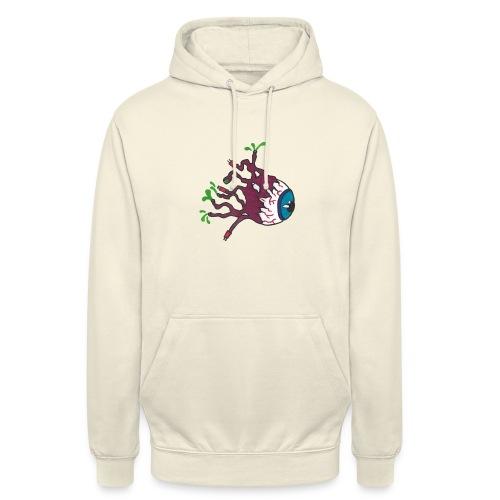 Oeil - Design by Noah M - Sweat-shirt à capuche unisexe