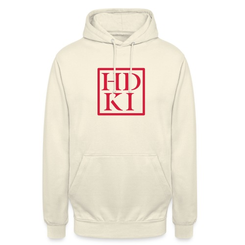 HDKI logo - Unisex Hoodie