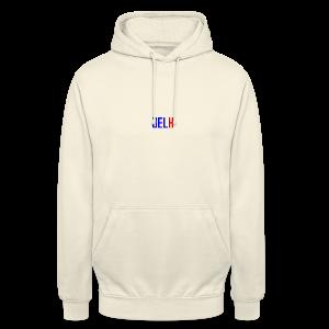 Jelk name - Sweat-shirt à capuche unisexe