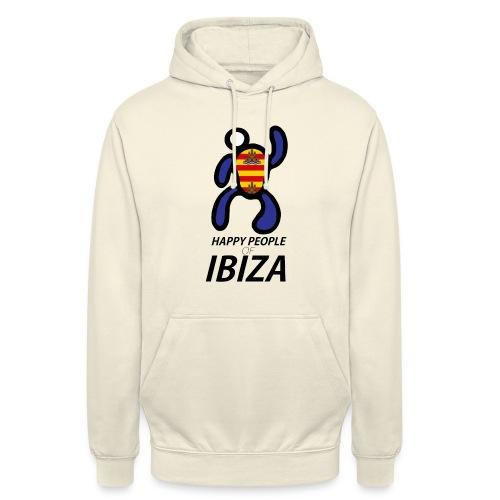Happy People of Ibiza - Hoodie unisex