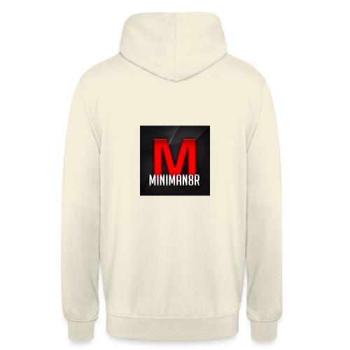miniman8R Logo - Unisex Hoodie