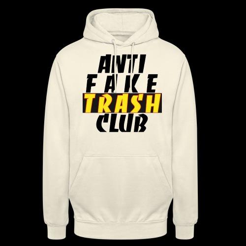 ANTI FAKE TRASH CLUB - Unisex Hoodie