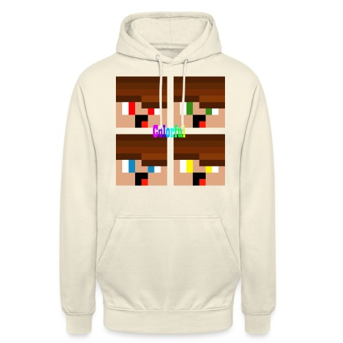 Colorful Merch - Unisex Hoodie