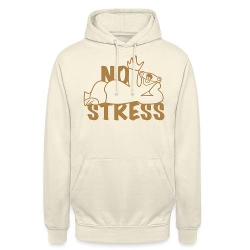 No Stress - Unisex Hoodie