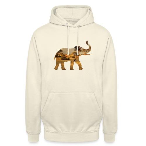 ELEPHANT - Hoodie unisex