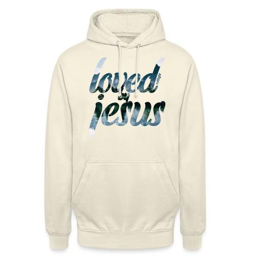 LOVED BY JESUS - Unisex Hoodie
