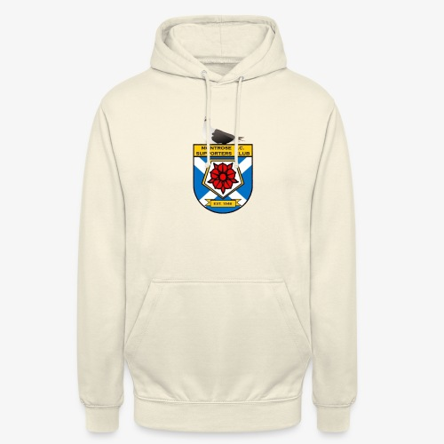 Montrose FC Supporters Club Seagull - Unisex Hoodie