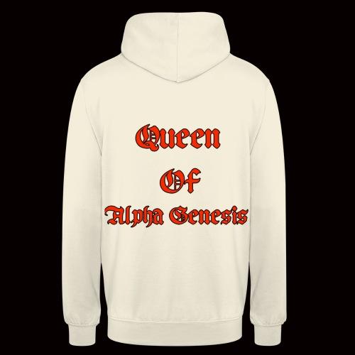 Queen of Alpha - Unisex Hoodie