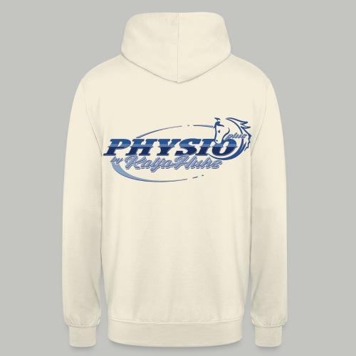 PHYSIOplus_2xPrint (Bitte max. 40° verk. waschen) - Unisex Hoodie