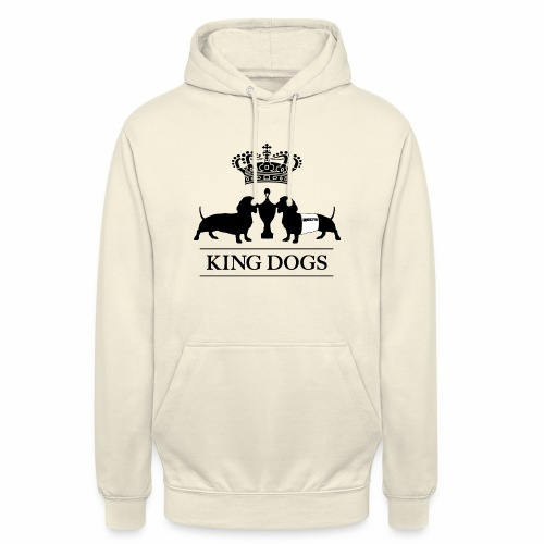 KING DOGS 2wear dog squad - Hættetrøje unisex