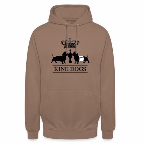 KING DOGS 2wear dog squad - Hættetrøje unisex