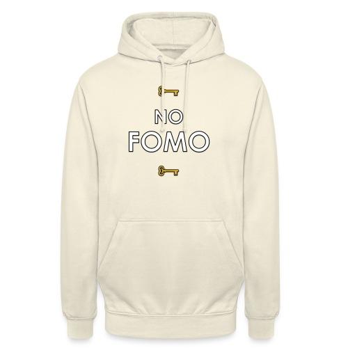 No FOMO png - Unisex Hoodie