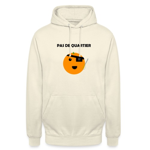 Pas De Quartier - Sweat-shirt à capuche unisexe